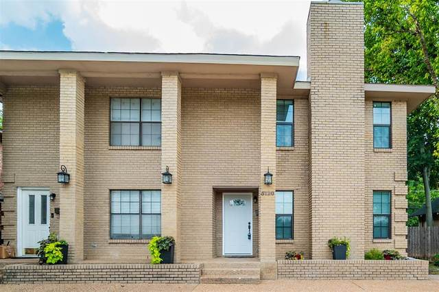 5122 Collinwood Avenue #5120, Fort Worth, TX 76107 (MLS #14643857) :: Epic Direct Realty