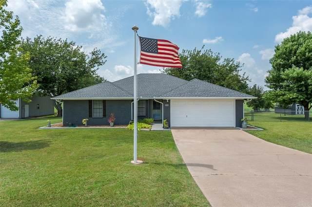 107 Grant Drive, Weatherford, TX 76086 (MLS #14643876) :: The Juli Black Team