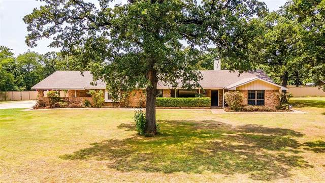 3521 Dove Creek Road, Cleburne, TX 76031 (MLS #14643948) :: Real Estate By Design