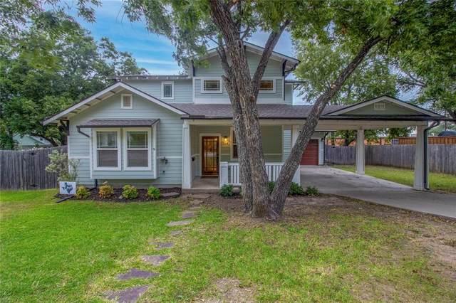 504 N Wood Street, Mckinney, TX 75069 (MLS #14643995) :: Craig Properties Group