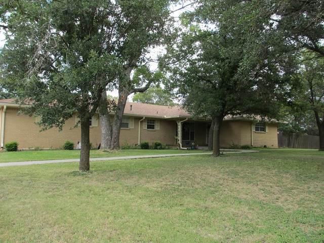 1115 Carr Street, Hillsboro, TX 76645 (MLS #14644041) :: The Juli Black Team