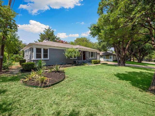 4128 Rothington Road, Fort Worth, TX 76116 (MLS #14644042) :: The Chad Smith Team