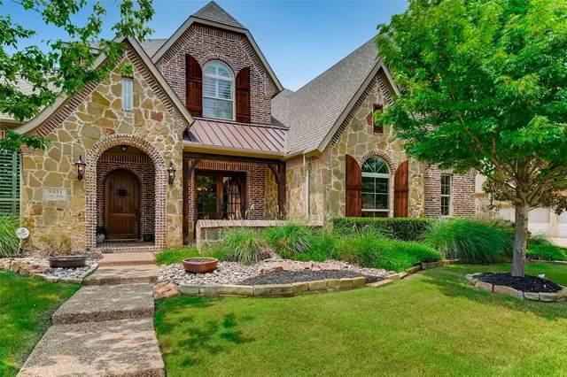 9031 Cedar Ridge, Lantana, TX 76226 (MLS #14644089) :: Team Hodnett