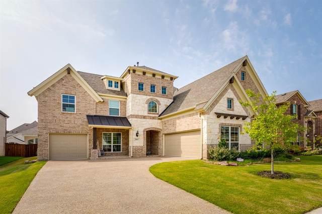 801 Yarrow Street, Little Elm, TX 75068 (MLS #14644091) :: Russell Realty Group