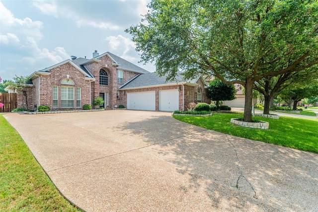 1529 Briar Meadow Drive, Keller, TX 76248 (MLS #14644108) :: The Chad Smith Team