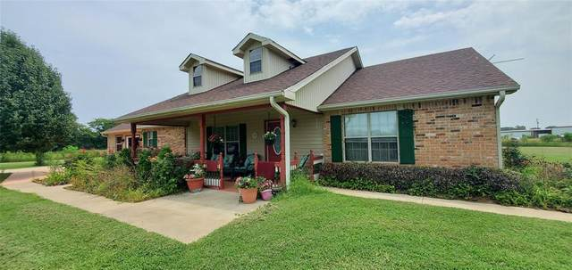 601 E Waller Road, Kemp, TX 75143 (#14644144) :: Homes By Lainie Real Estate Group