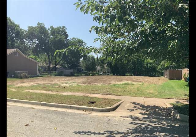 4001 Lovell Avenue, Fort Worth, TX 76107 (MLS #14644170) :: Russell Realty Group