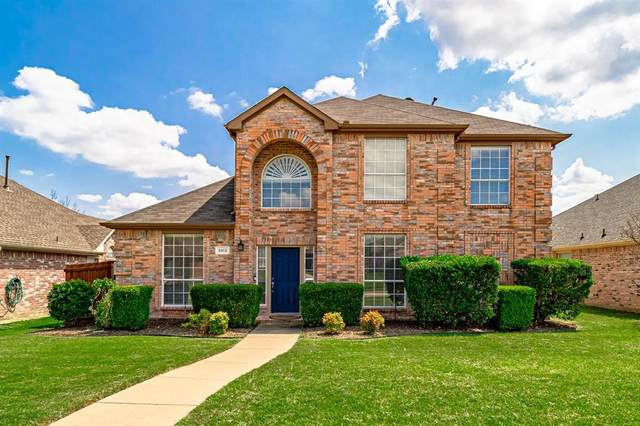 3912 Bexhill Drive, Plano, TX 75025 (MLS #14644177) :: Real Estate By Design