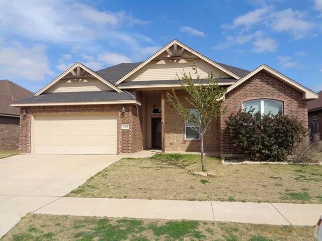 4801 Spring Creek Road, Abilene, TX 79602 (MLS #14644202) :: Craig Properties Group
