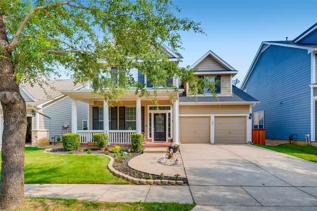 760 George Street, Lantana, TX 76226 (MLS #14644265) :: Craig Properties Group