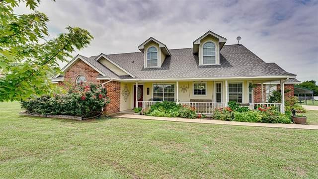471 Reese Road, Waxahachie, TX 75167 (MLS #14644376) :: Maegan Brest | Keller Williams Realty