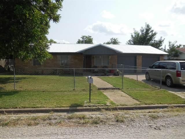1224 Lamar Street, Ranger, TX 76470 (MLS #14644436) :: Russell Realty Group
