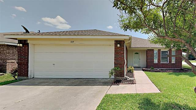 729 Ridge Top Drive, Burleson, TX 76028 (MLS #14644443) :: The Chad Smith Team