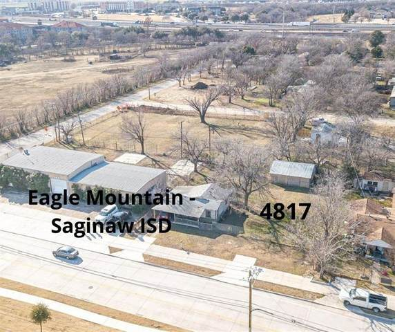 4817 N Sylvania Avenue, Fort Worth, TX 76137 (MLS #14644479) :: Robbins Real Estate Group