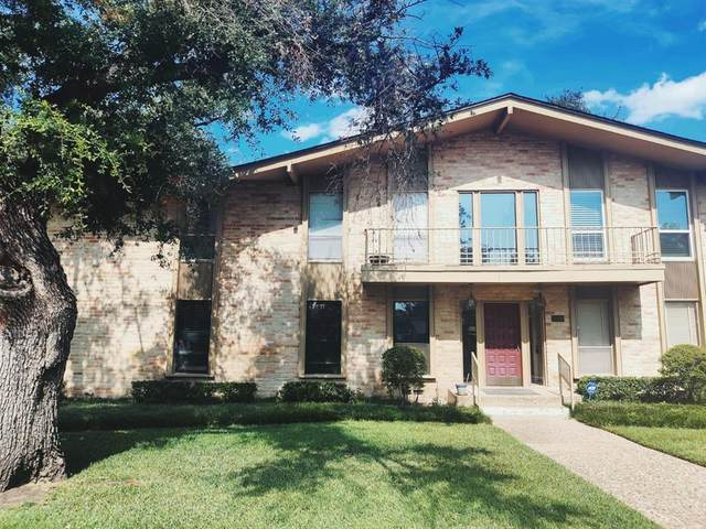 11310 Park Central Place C, Dallas, TX 75230 (#14644529) :: Homes By Lainie Real Estate Group