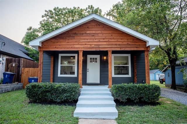 1415 West Street, Mckinney, TX 75069 (MLS #14644548) :: Real Estate By Design