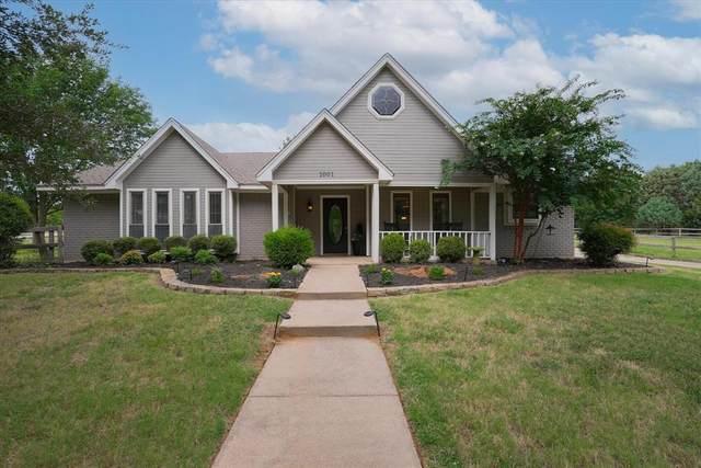 1001 Fox Hill Court, Copper Canyon, TX 75077 (MLS #14644614) :: Craig Properties Group