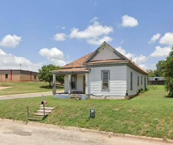 307 Canfil Street, Sweetwater, TX 79556 (MLS #14644623) :: Texas Lifestyles Group at Keller Williams Realty