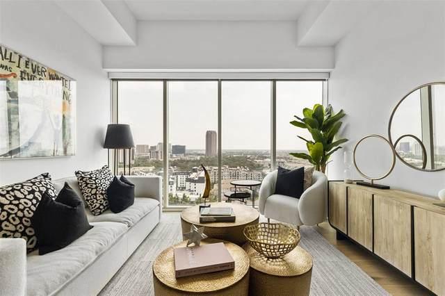 2619 Mckinney #407, Dallas, TX 75204 (MLS #14644726) :: Robbins Real Estate Group
