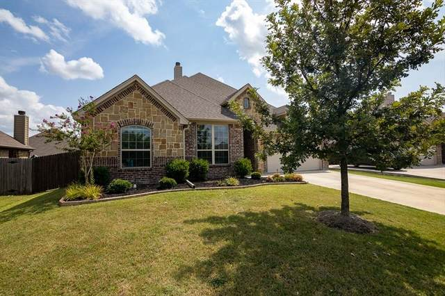 129 Camouflage Circle, Willow Park, TX 76008 (MLS #14644756) :: Craig Properties Group