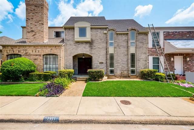 7077 Regalview Circle, Dallas, TX 75248 (MLS #14644795) :: Real Estate By Design