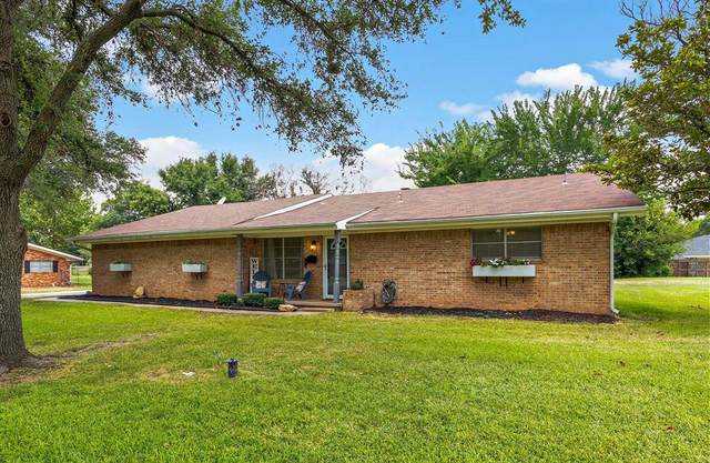 1417 Oak Hills Drive, Graham, TX 76450 (MLS #14644809) :: The Juli Black Team
