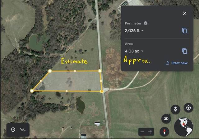 TBD 0 County Road 2475, Alvord, TX 76225 (#14644813) :: Homes By Lainie Real Estate Group