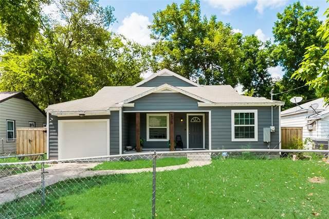 2215 Volga Avenue, Dallas, TX 75216 (MLS #14644859) :: Real Estate By Design