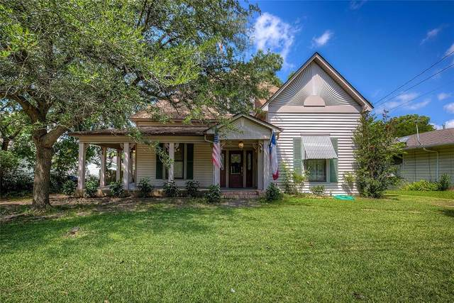 1511 Park Street, Commerce, TX 75428 (MLS #14644907) :: Russell Realty Group