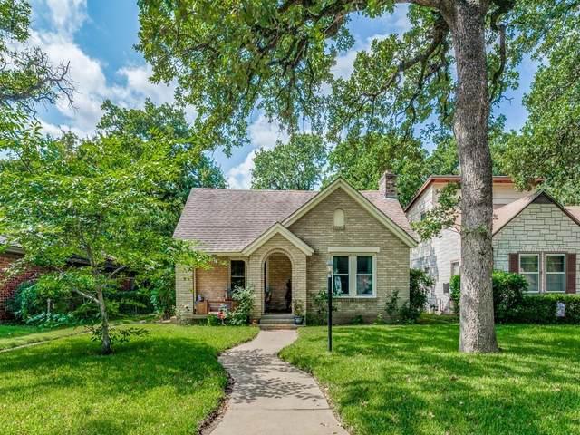 2324 W Lotus Avenue, Fort Worth, TX 76111 (MLS #14644927) :: Craig Properties Group