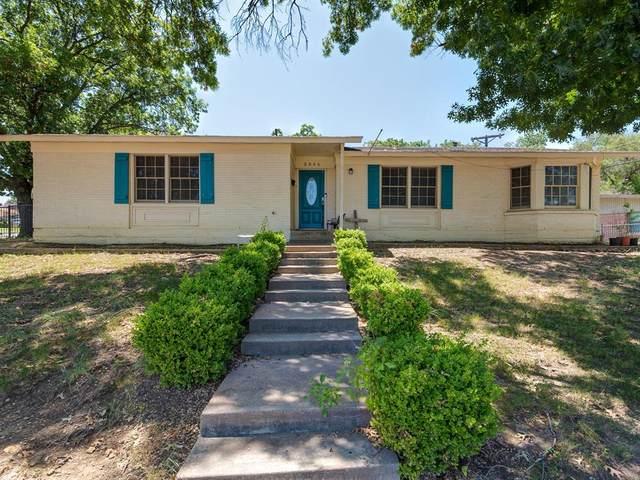 3056 San Marcos Drive, Fort Worth, TX 76116 (MLS #14644934) :: Craig Properties Group