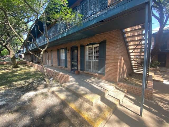6017 E University Boulevard #118, Dallas, TX 75206 (MLS #14645009) :: Robbins Real Estate Group