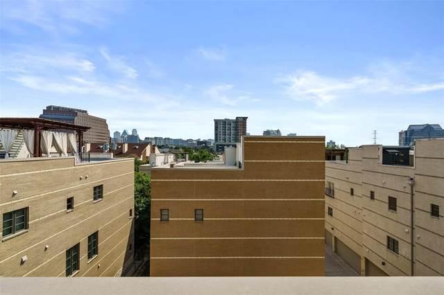 3210 Carlisle Street #64, Dallas, TX 75204 (#14645012) :: Homes By Lainie Real Estate Group