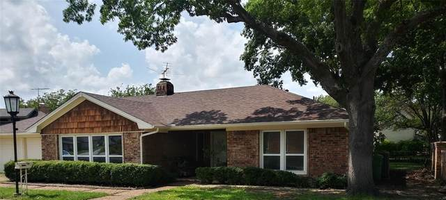 700 Putter Drive, Fort Worth, TX 76112 (MLS #14645016) :: Real Estate By Design