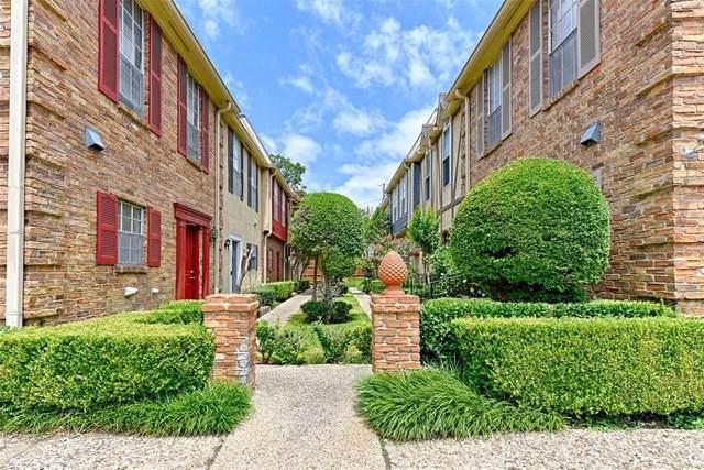 2727 Shelby Avenue W, Dallas, TX 75219 (MLS #14645045) :: Real Estate By Design