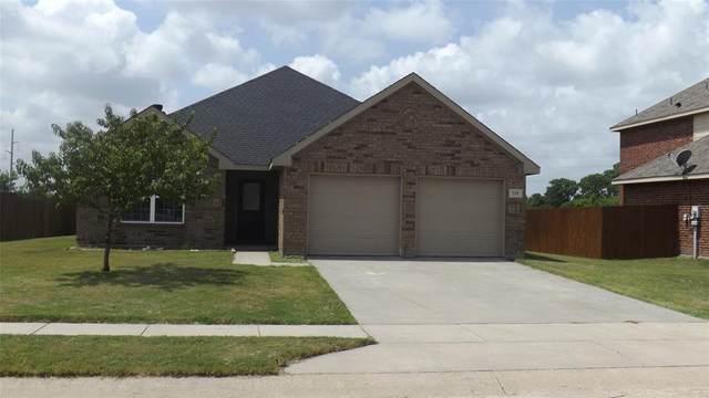 219 Saddlebrook Lane, Waxahachie, TX 75165 (MLS #14645067) :: The Juli Black Team