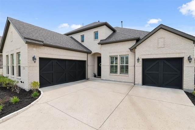 1295 Coneflower Drive, Frisco, TX 75033 (MLS #14645070) :: The Juli Black Team