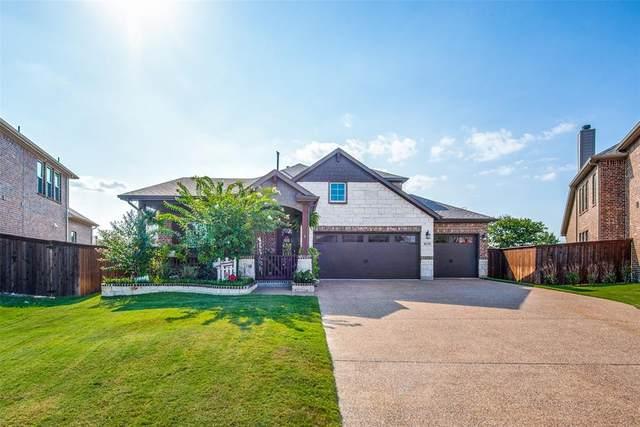 1629 Sea Island Road, Aubrey, TX 76227 (MLS #14645132) :: Craig Properties Group
