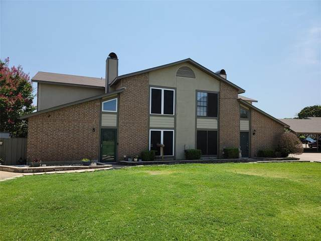 334 W Harwood Road B, Hurst, TX 76054 (MLS #14645135) :: Real Estate By Design