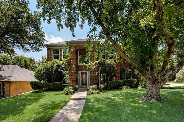 2423 Bonham Trail, Grapevine, TX 76051 (MLS #14645174) :: Russell Realty Group