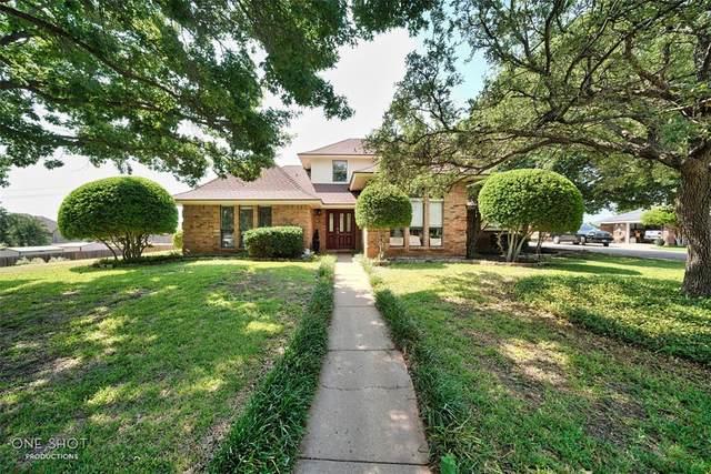 5073 Sue Lookout, Abilene, TX 79606 (MLS #14645290) :: Craig Properties Group