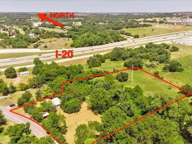 505 Center Point Road, Weatherford, TX 76087 (MLS #14645319) :: The Juli Black Team