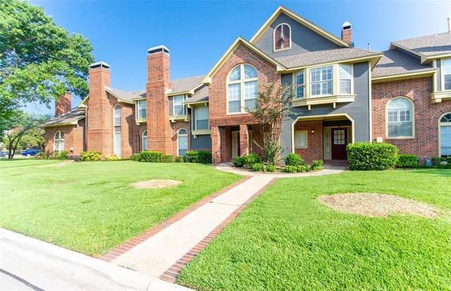 244 Cobblestone Row, Denton, TX 76207 (MLS #14645452) :: The Chad Smith Team