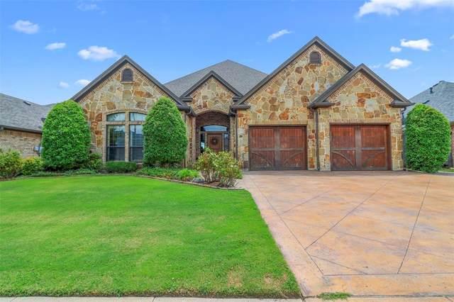 10925 Whitestone Ranch Road, Benbrook, TX 76126 (MLS #14645465) :: Maegan Brest | Keller Williams Realty