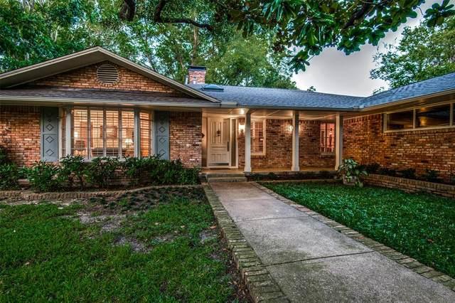 4430 Briar Creek Lane, Dallas, TX 75214 (MLS #14645499) :: Real Estate By Design