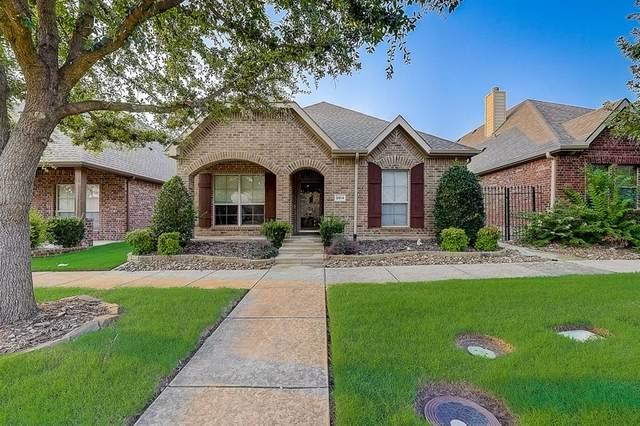 9914 Boyton Canyon Road, Frisco, TX 75035 (MLS #14645525) :: The Mitchell Group