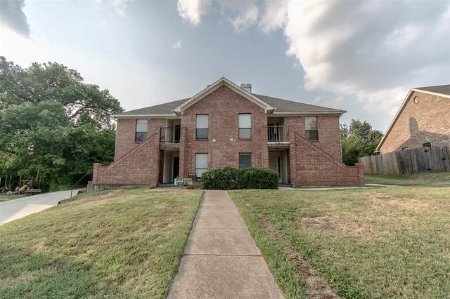 812 Betty Court, Hurst, TX 76053 (MLS #14645634) :: Real Estate By Design