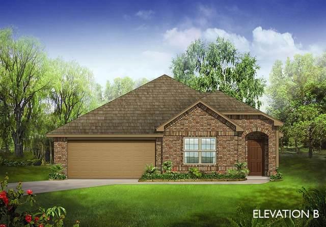 1220 Pleasant Knoll Trail, Aubrey, TX 76227 (MLS #14645649) :: Lisa Birdsong Group | Compass