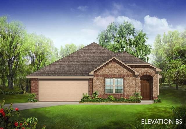 1225 Rosebush Road, Aubrey, TX 76227 (MLS #14645713) :: Lisa Birdsong Group | Compass