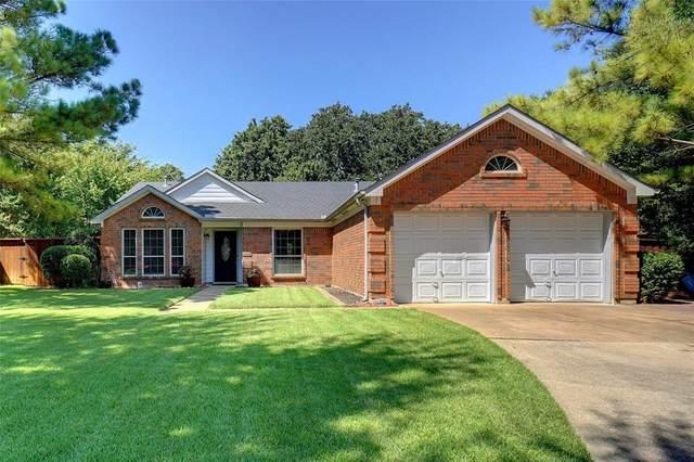 1420 Mimosa Court, Flower Mound, TX 75028 (MLS #14645719) :: Real Estate By Design
